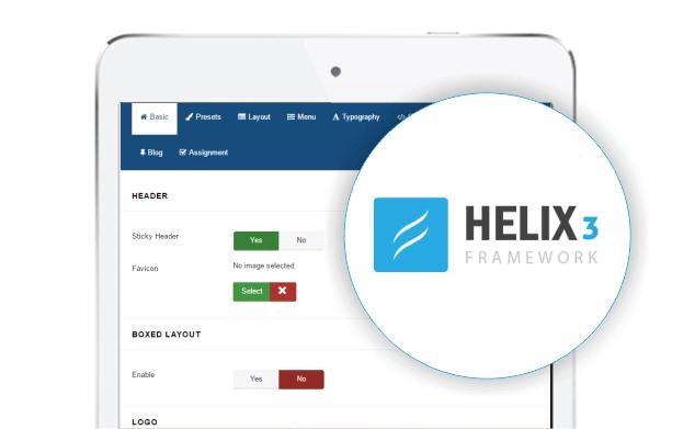helix framework