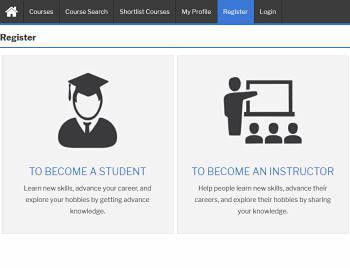 instructor register