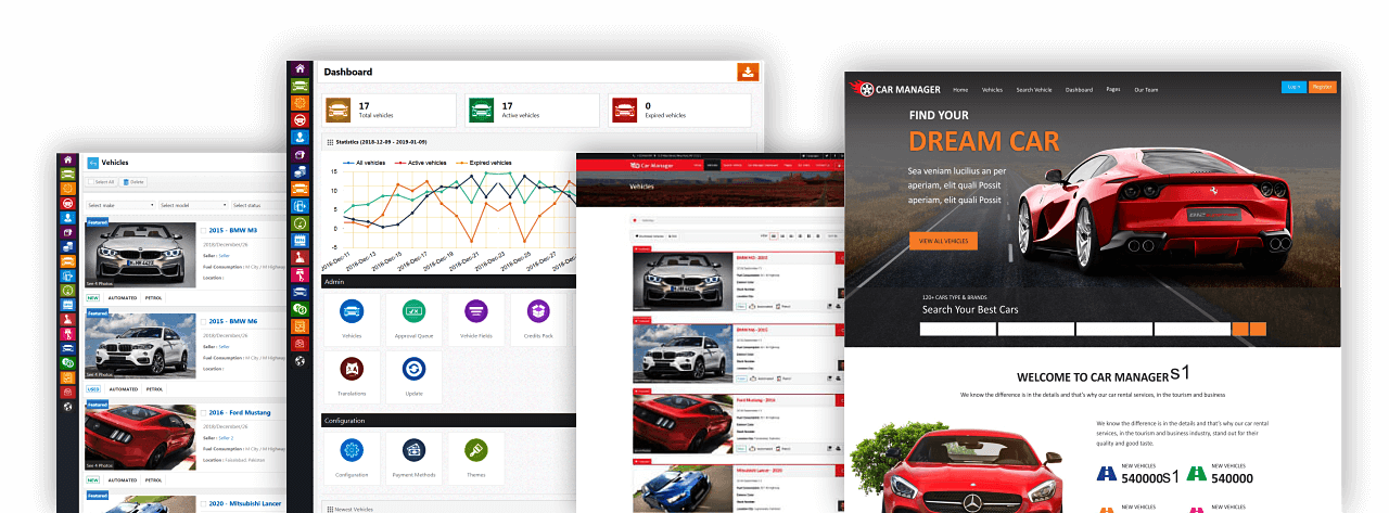 Car Manager Theme
